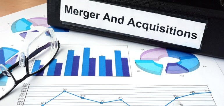 Mergers & Acquisitions - cover
