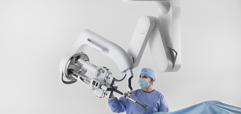 JPM21: Intuitive, J&J, Medtronic and Zimmer talk robotic surgery ambitions for 2021